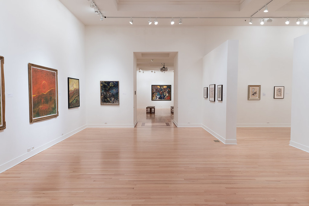 Fritz Ascher: Expressionist, an exhibition at the Joel and Lila Harnett Museum of Art at the University of Richmond, January 16 - May 24, 2020