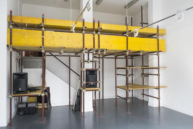 XLAB: un bene confiscato, uno spazio espositivo