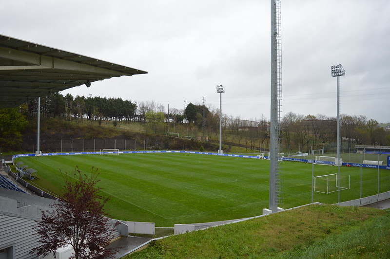Day 4 | Real Sociedad training ground 3