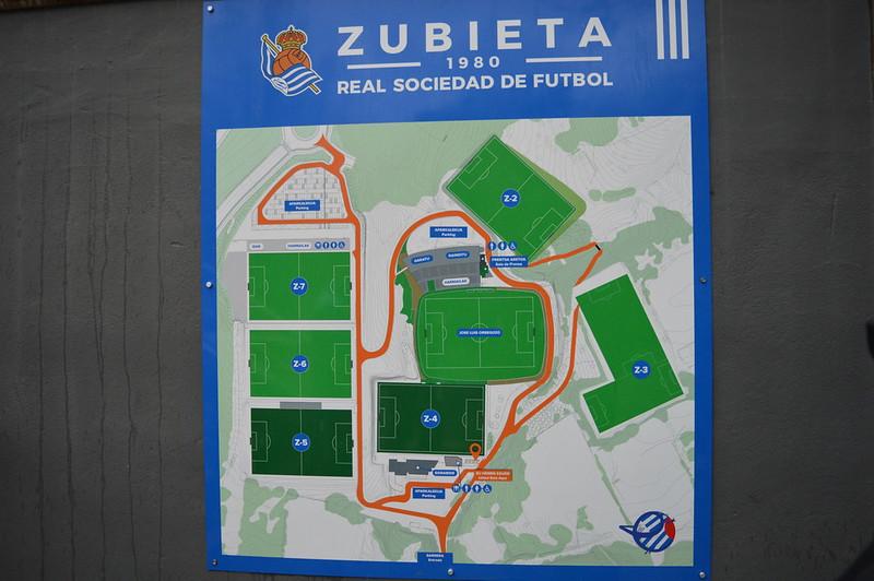 Day 4 | Real Sociedad training ground 1
