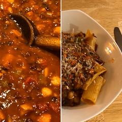 #vegetarian #Bolognese #Ragu #homemade #Food #CucinaDelloZio -