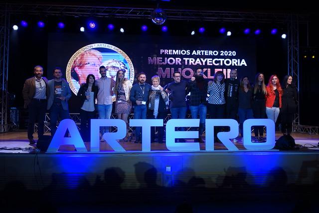 Premios Artero 2020