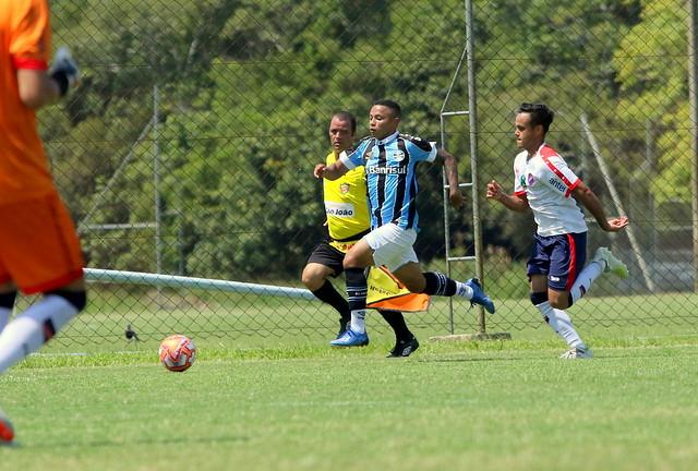 Amistoso Grupo de Transição - Grêmio x Atenas-URU