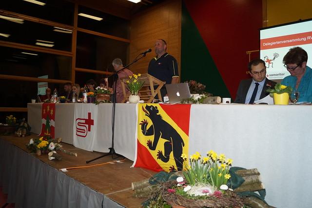 Delegiertenversammlung Regionalverband Emmental 2019