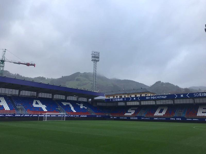 Day 5 | SD Eibar's Ipurua Municipial Stadium