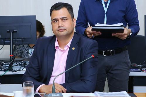 5ª Reunião Ordinária - Comissão de Legislação e Justiça