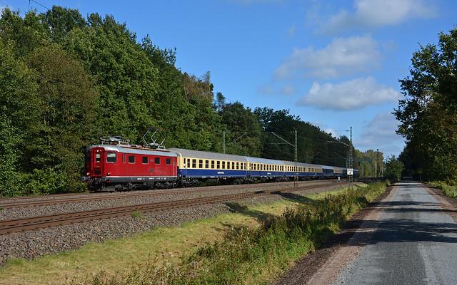 Centralbahn Re 4/4 I 10019 - Dreihausen