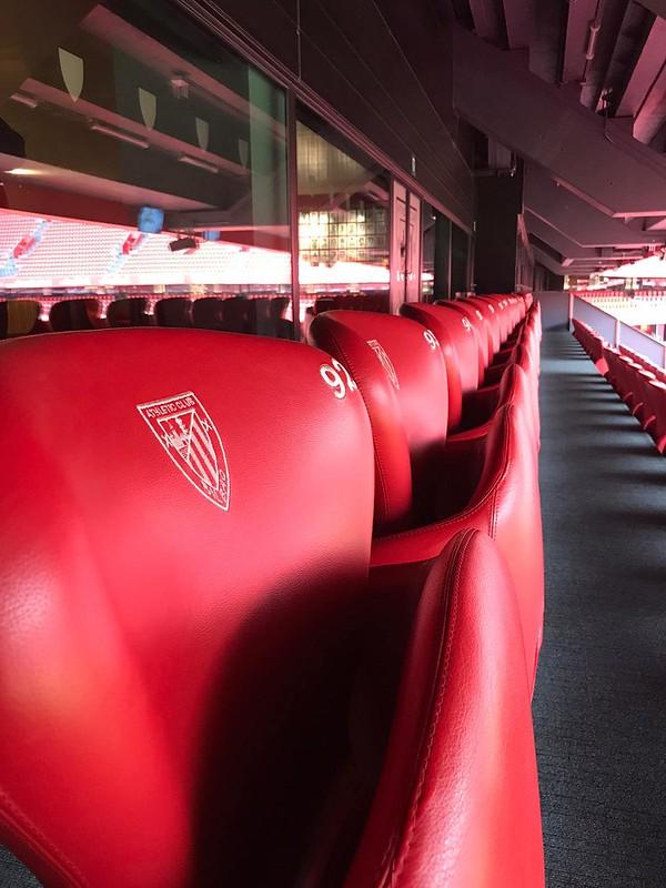 Day 3 | Athletic Bilbao's San Mamés Stadium 5
