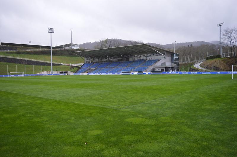 Day 4 | Real Sociedad training ground 2