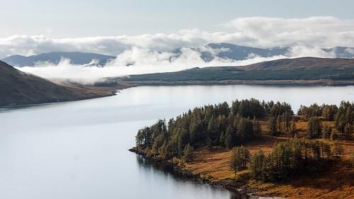 scotland landscape nature mountains uk grampians