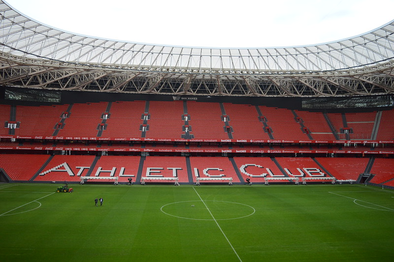 Day 3 | Athletic Bilbao's San Mamés Stadium 1