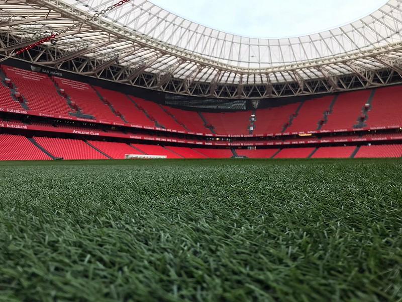 Day 3 | Athletic Bilbao's San Mamés Stadium 2