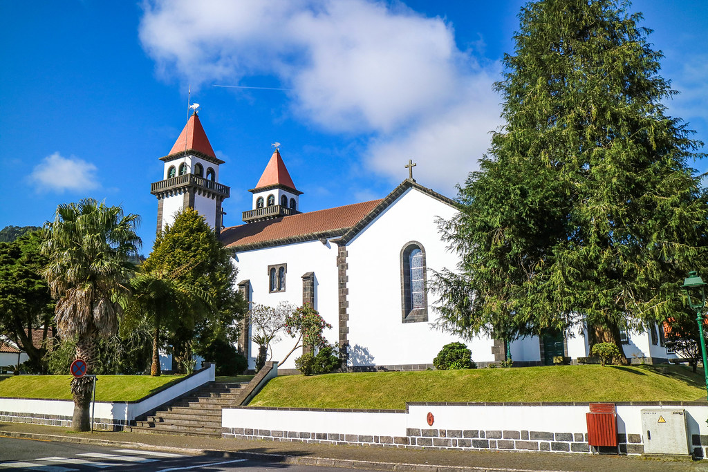 Iglesia Nossa Senhora Da Alegria en Furnas
