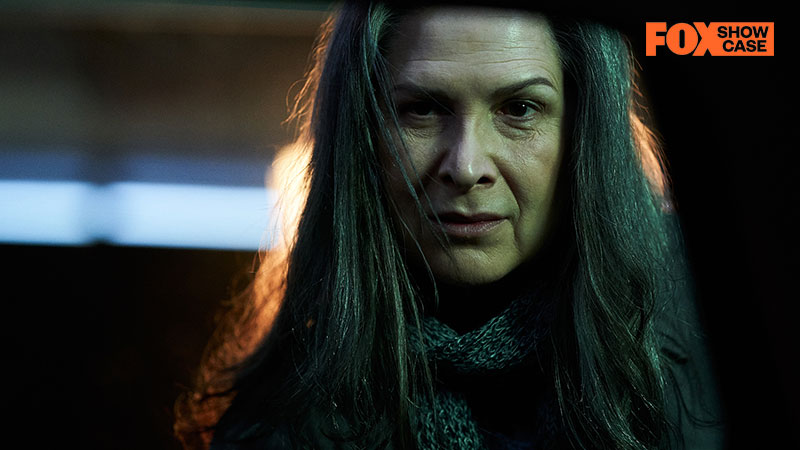 Pamela Rabe as Joan Ferguson in Wentworth Season 8
