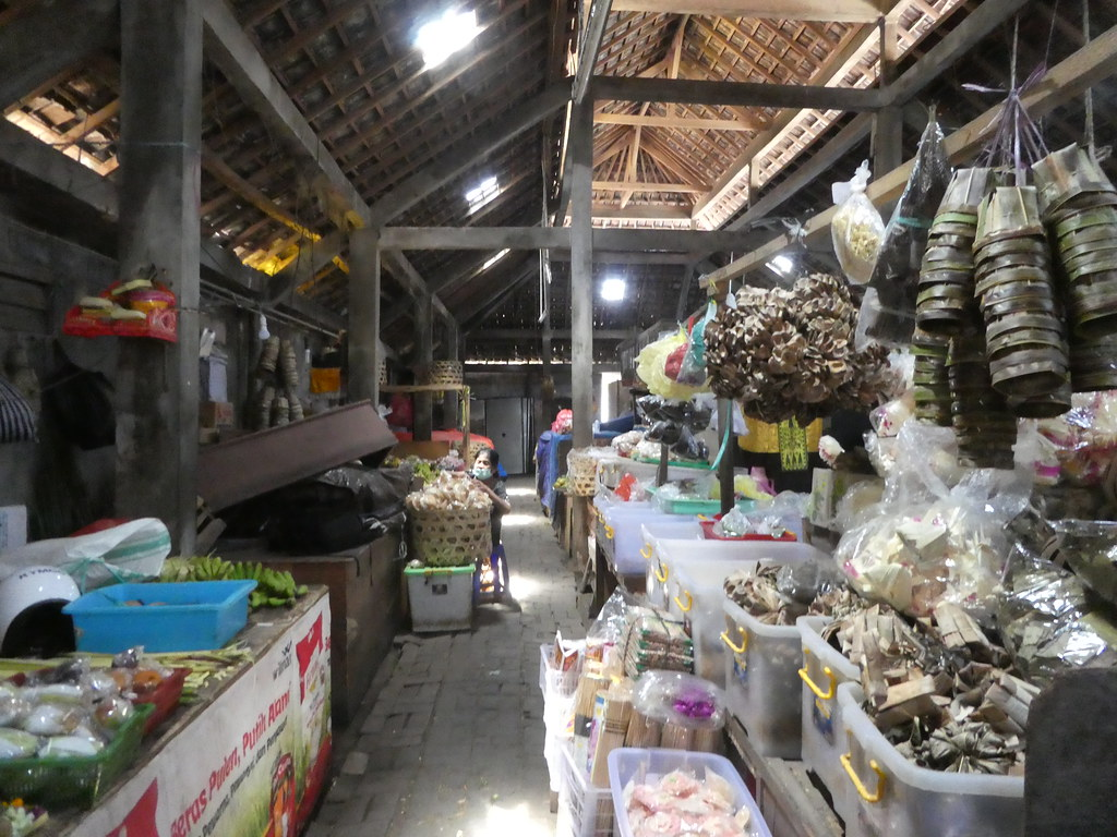 Jimbaran market, Bali