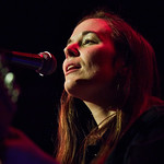 Tue, 25/02/2020 - 8:37pm - Margaret Glaspy Live at Rockwood Music Hall, 2.25.20 Photographer: Gus Philippas