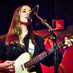 Tue, 25/02/2020 - 8:10pm - Margaret Glaspy Live at Rockwood Music Hall, 2.25.20 Photographer: Gus Philippas