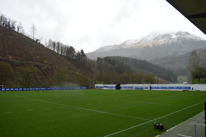 Day 5 | SD Eibar's training ground