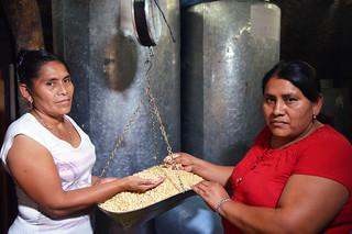 Buenas prácticas agrícolas: Reserva de granos básicos