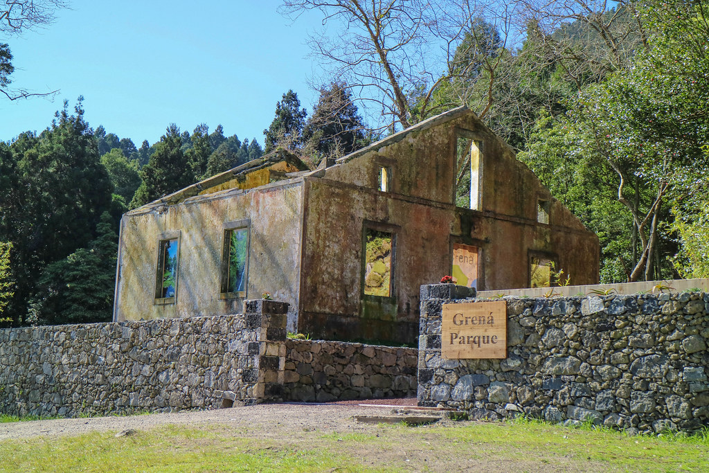 Casa abandonada Grena