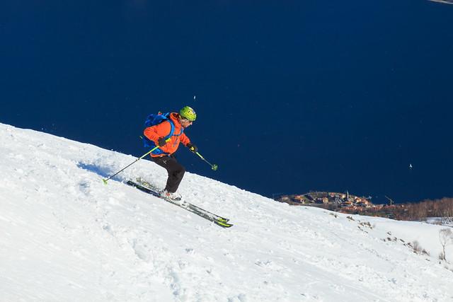 Sciare sui Fiordi