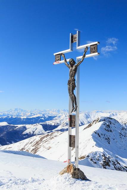 La Croce del Bregagno
