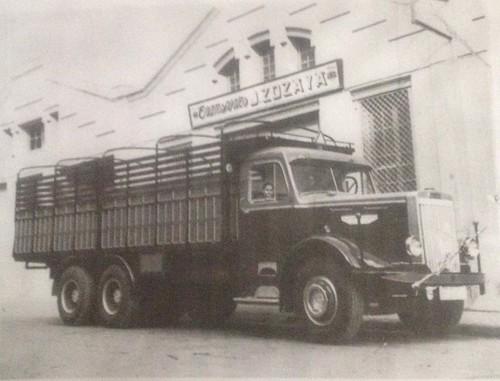 LEYLAND transports Zozaya Lleida