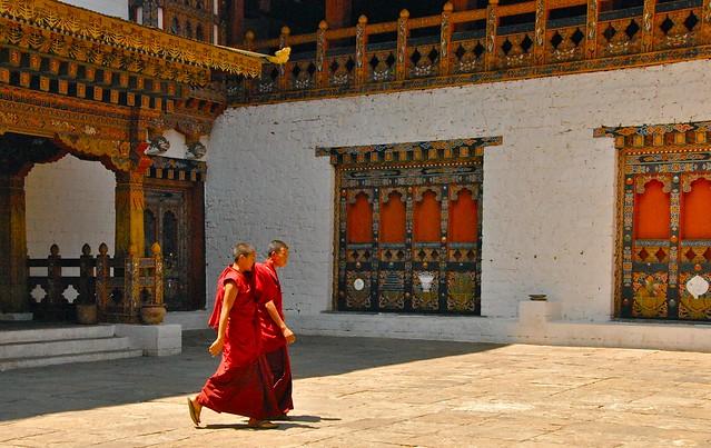 Bhutan- Punakha dzong
