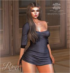 {le fil cassé} Rina Dress now @ Equal10