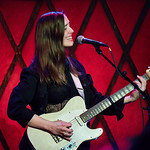 Tue, 25/02/2020 - 8:45pm - Margaret Glaspy Live at Rockwood Music Hall, 2.25.20 Photographer: Gus Philippas