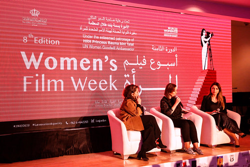 #IWD2020 - Jordan - Women's Film Week