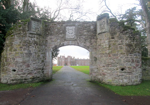 Scone Palace Gates