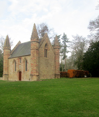 Chapel on Moot Hill, Scone Palace