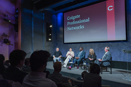 Colgate Professional Networking