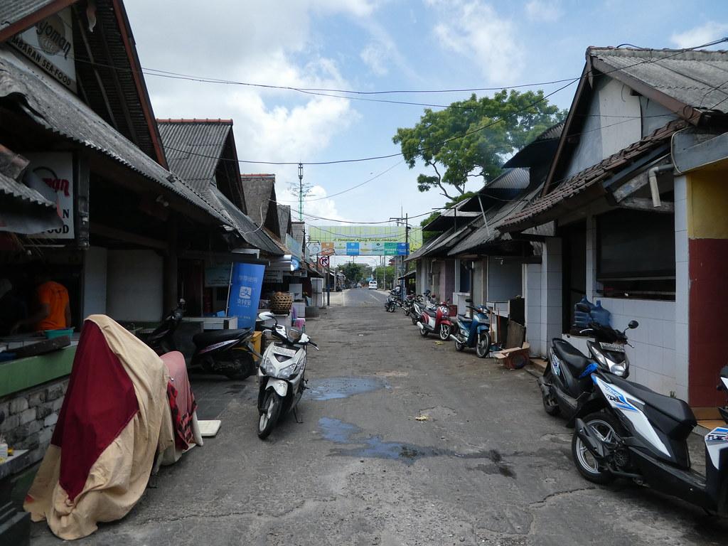 Jimbaran village, Bali