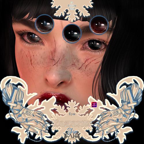 La Malvada Mujer - Lazarus eyes Gift