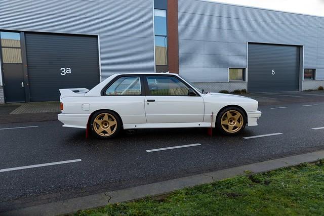 BMW E30 M3 #12
