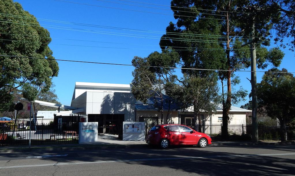 Parramatta Baptist Church, Northmead, Sydney, NSW.