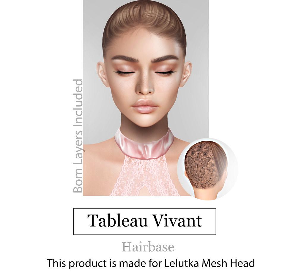 Tableau Vivant  \ Lelutka Hairbase 12