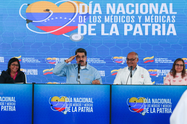 Presidente Maduro: En Venezuela hay paz porque hay un pueblo movilizado