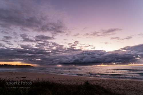 Clouds @ Mollymook | by 317818WLJ