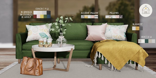 hive // tenley living space | anthem
