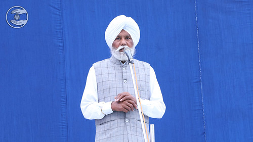 Buta Singh Ji presented speech in Punjabi, Kotkapura PB