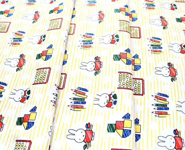 The Craft Cotton Company / Miffy at School - School Learning