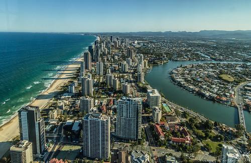 gold coast australia surfersparadise skypoint downunder canoneos7d