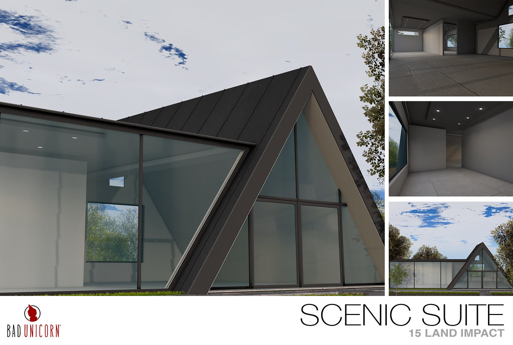 NEW! Scenic Suite @ equal 10