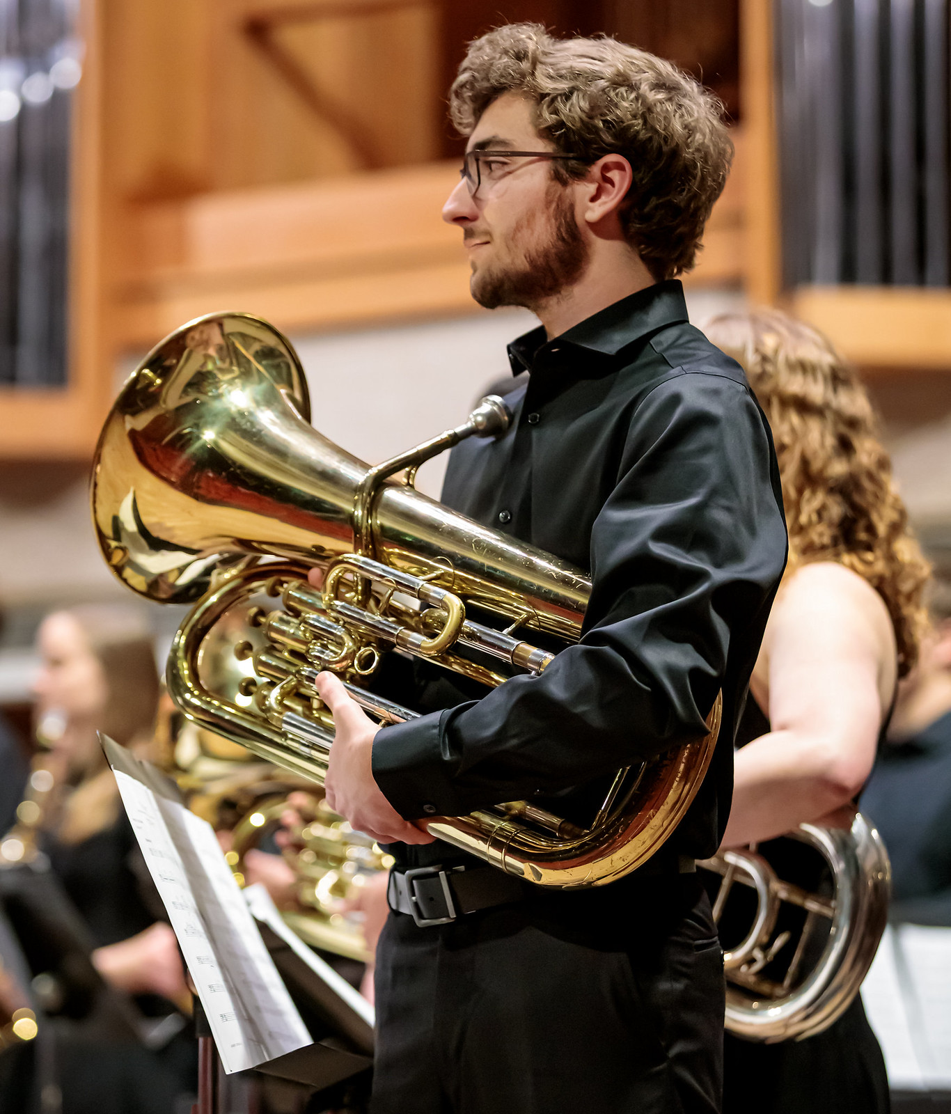 The University of Texas Concert Bands | Texas Review | Ralph Arvesen