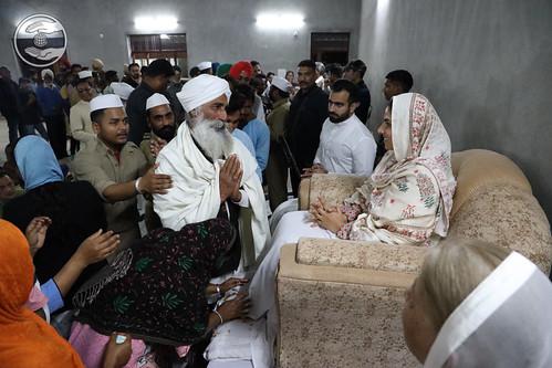 Namaskar at Longowal Bhawan