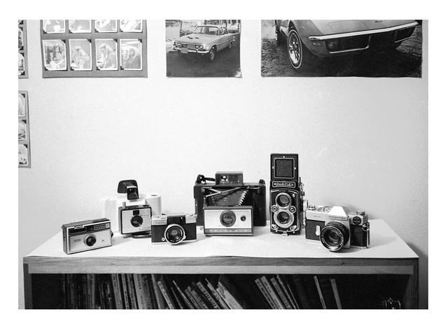 Cameras of Several Kinds