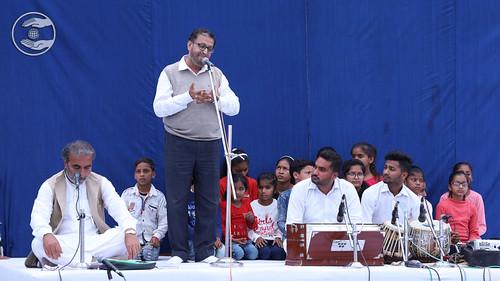 Punjabi speech by Kirpal Singh Ji, Muktsar PB